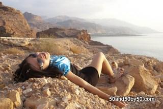 Jordan Dead Sea View-2