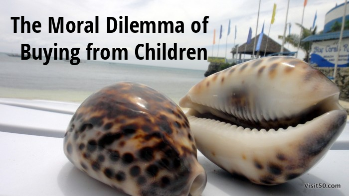 Moral Dilemma of Buying from Children Visit50