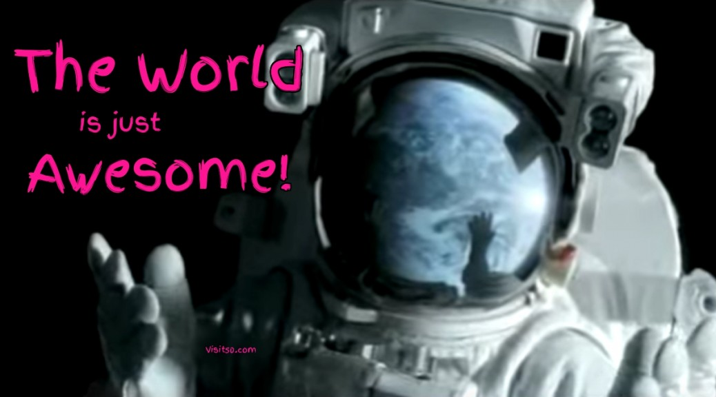 The World is Awesome Boomdeyada! visit50